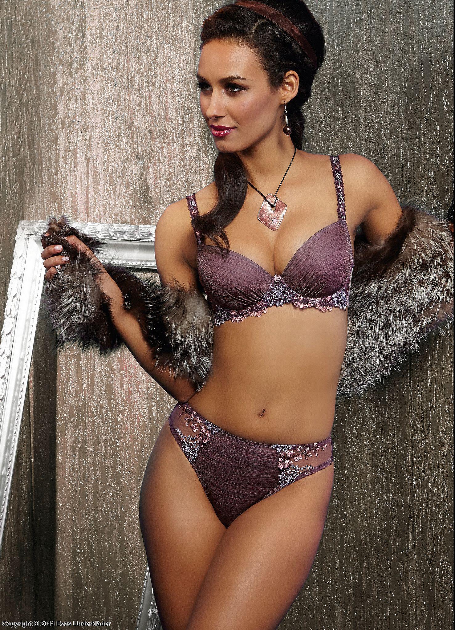1a44a922b12 Vackra och eleganta behåar från 60B – Evas Underkläder